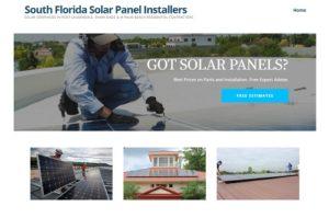 South Florida Solar Panels