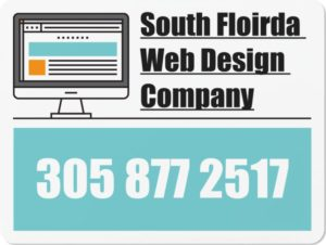 South Floirda Web Design Company